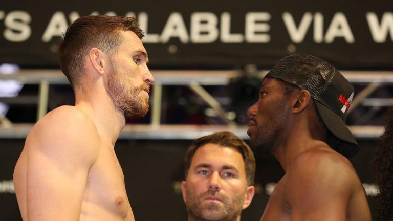 Callum Smith defends his WBA 'super' belt against Hassan N'Dam