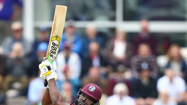 Chris Gayle is set for his final ODI appearance in England