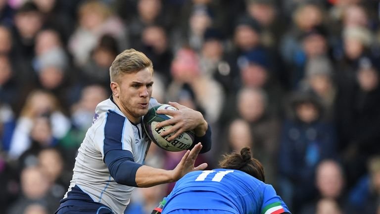 Harris is a Scotland international who has won eight caps for his country