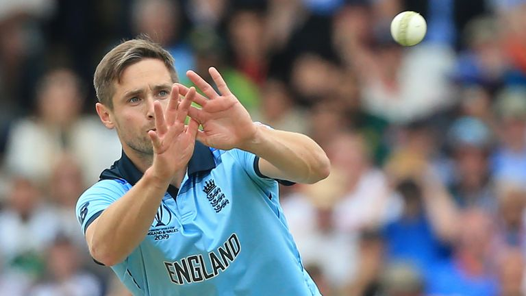 England's Chris Woakes says England will endeavour to raise their fielding standards