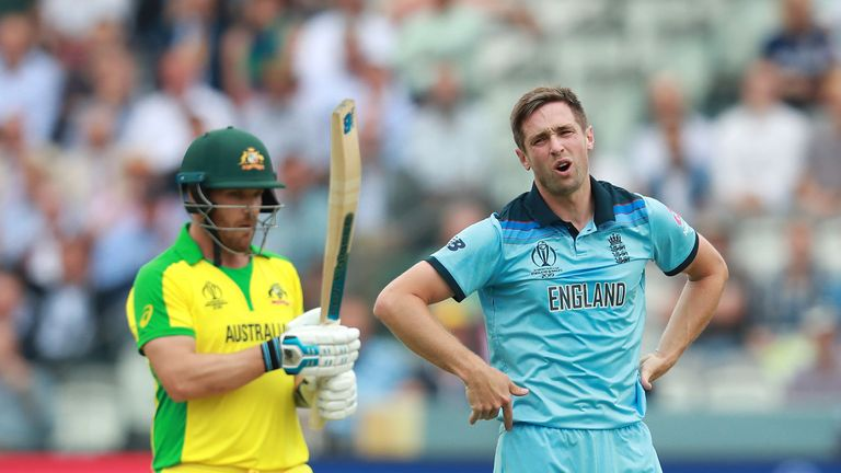 Chris Woakes was unlucky not to bag early wickets, says Rob