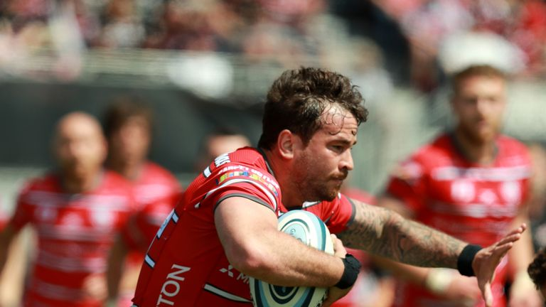 Danny Cipriani will have the chance to prove himself to Eddie Jones again