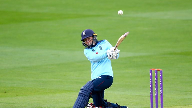 England's Heather Knight has 'gone up another level', says Charlotte Edwards