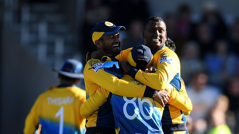 Sri Lanka aiming to go level on points with England as they take on South Africa