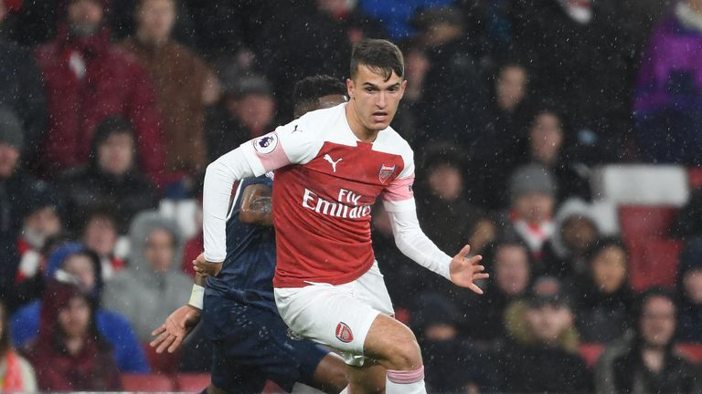 Denis Suarez managed only six substitute appearances for Arsenal during his loan spell at the club from Barcelona last season
