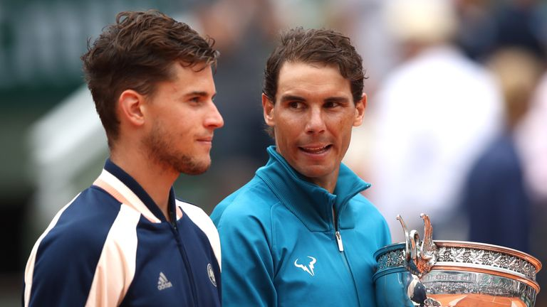 Can Dominic Thiem avoid a repeat outcome of last year's Roland Garros showpiece against Rafael Nadal?