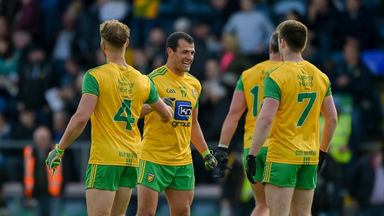 Donegal will be hot favourites to to retain their Ulster crown