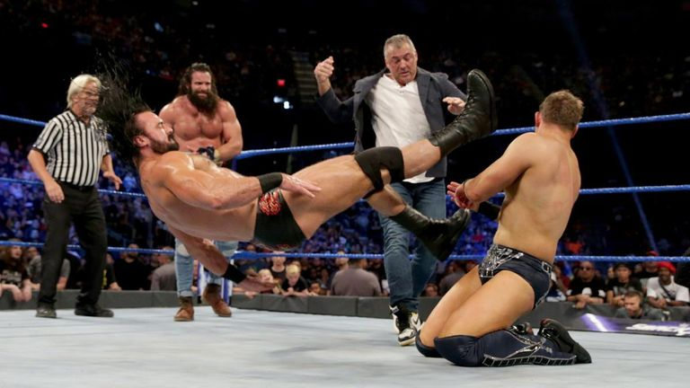 Recent episodes of Raw and SmackDown have seen competitors from both brands heavily featured on both shows under the wild card rule