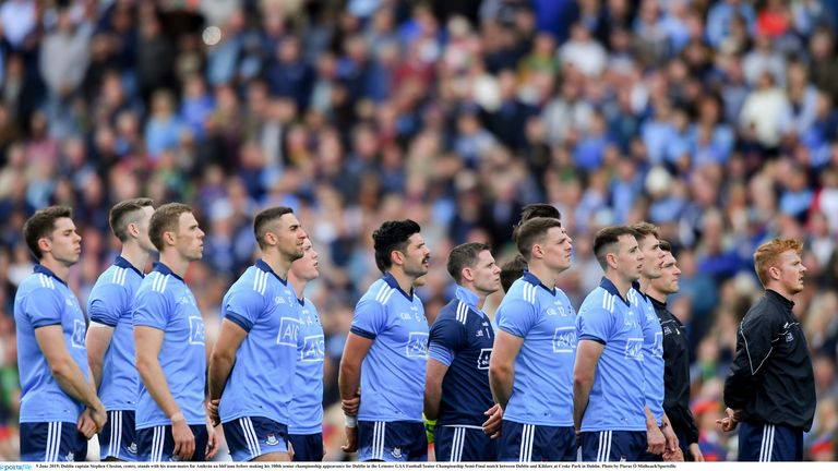 Dublin are aiming for a ninth consecutive Leinster title, and a14th triumph in 15 years