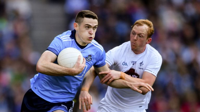 The All-Ireland champions saw off Kildare in Croke Park