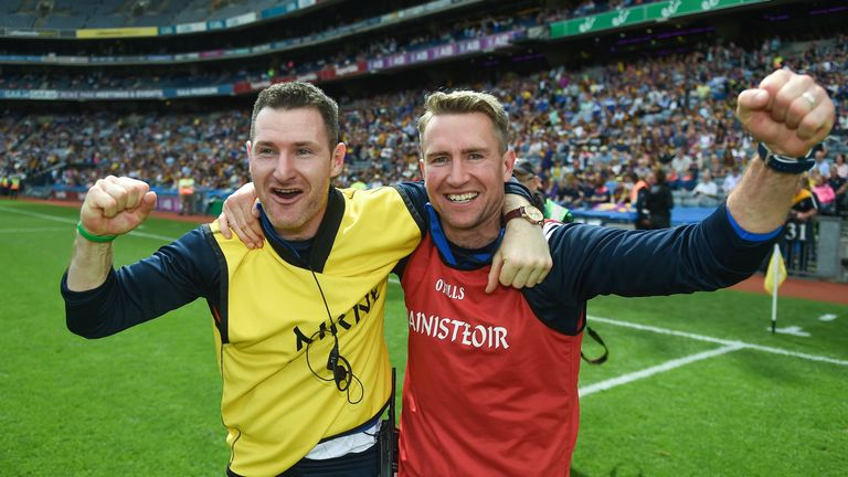 The Galway and Kilkenny natives have had a huge impact in the Leinster county