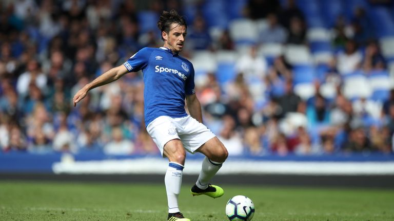 Baines made just 6 appearances in the Premier League last season under Marco Silva