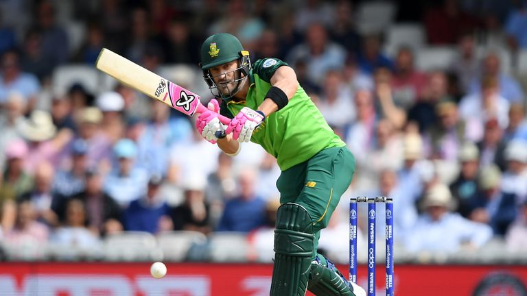 Faf du Plessis has urged his players to get South Africa's campaign back on track
