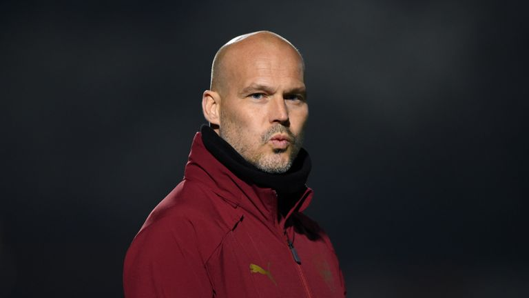 Freddie Ljungberg appointed as the new Arsenal first team assistant coach