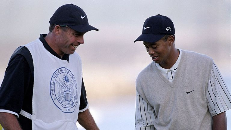 Tiger Woods came within one ball of being disqualified at the 2000 US Open at Pebble Beach