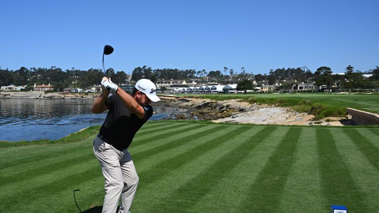 Graeme McDowell is not at Pebble Beach to 'take in the views'