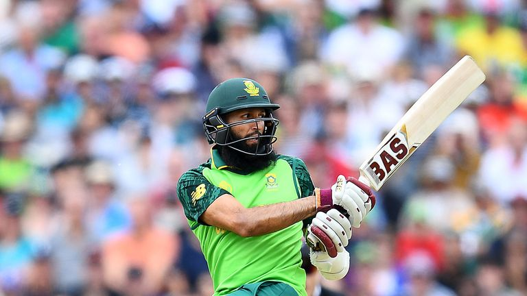 Hashim Amla is highly likely to be playing his last World Cup match, at Old Trafford