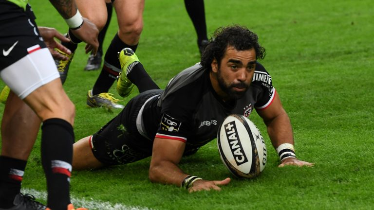 Huget's second score was a huge moment in the final as Toulouse gave themselves breathing room