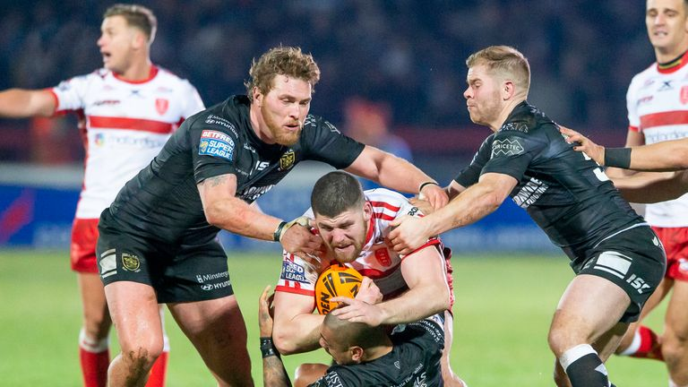 Rugby League talking points: Hull, Wigan and international action