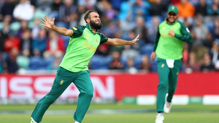 Imran Tahir Single-Handedly Made Us Strong: Du Plessis