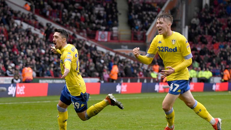 Jack Clarke helped Leeds to third in the Championship last season