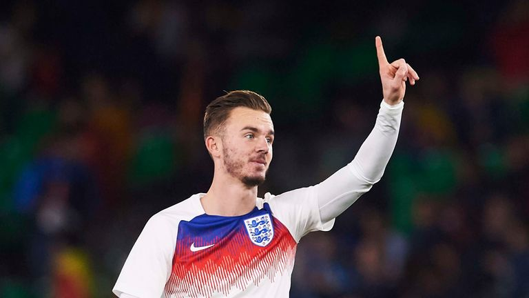 James Maddison will be England's key man, says Prutton