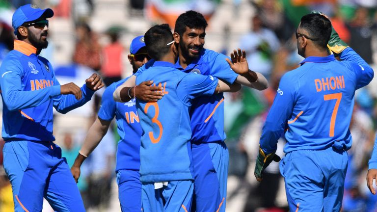 Jasprit Bumrah starred for India with the ball