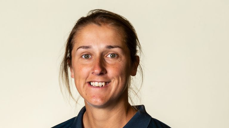 Jenny Gunn is back in England colours after a fine stint on the county circuit