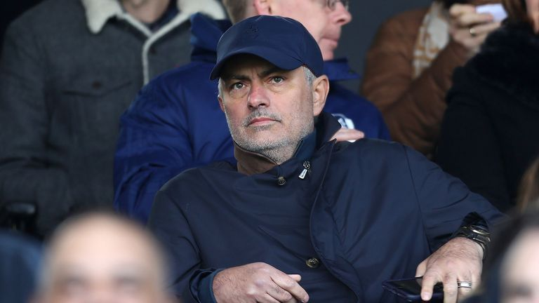 Jose Mourinho has been linked in the Spanish media with a return to Real Madrid