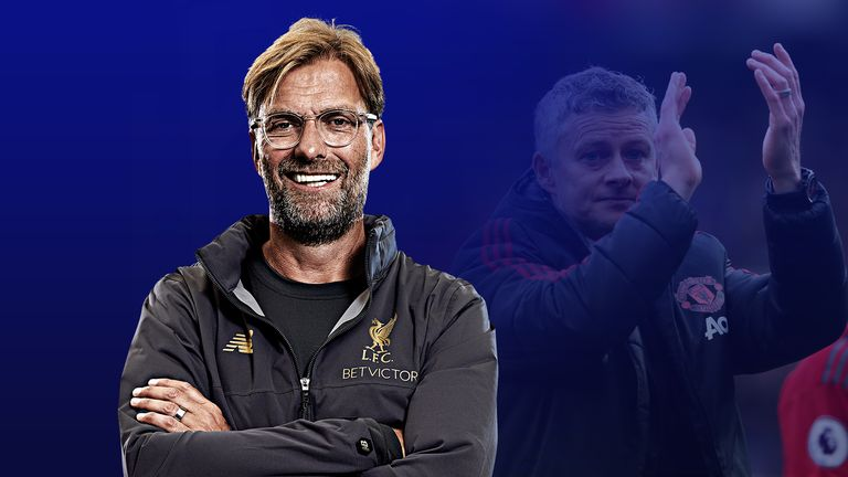Jurgen Klopp's Liverpool are on top but what next for Ole Gunnar Solskjaer?