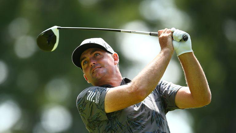 Keegan Bradley leads the way after a bogey-free 63