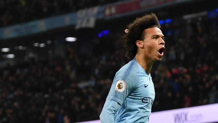 Leroy Sane is a reported target for Bayern Munich