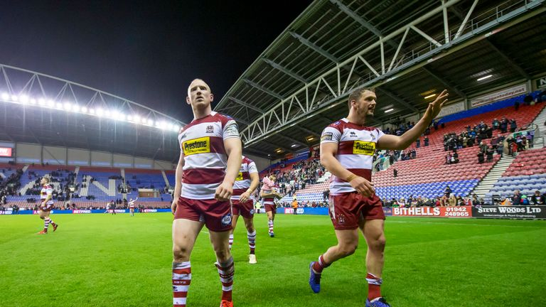 Kevin Brown believes Liam Farrell's return has been key for Wigan