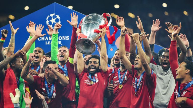 Liverpool will start the defence of their Champions League crown in September