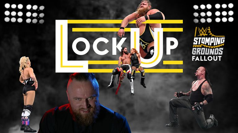 Is Baron Corbin the most misunderstood man in WWE? The Lock Up podcast team discuss the curious case of the Lone Wolf