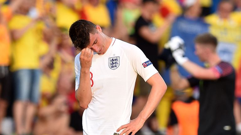 England U21s: What's gone wrong for Aidy Boothroyd's talented group of young players?