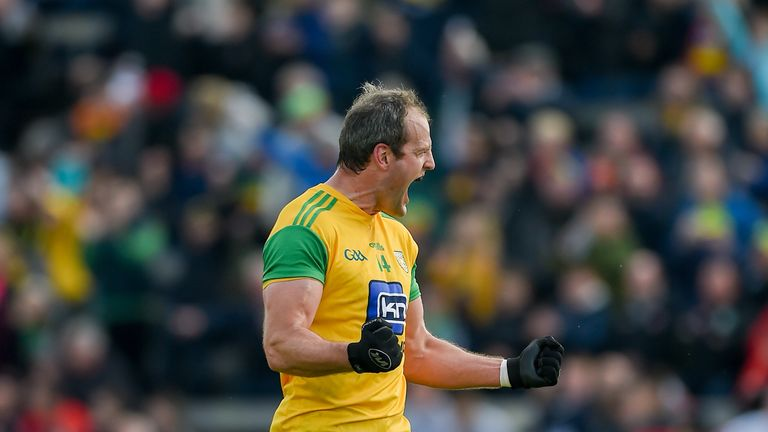 Michael Murphy and Donegal delivered a statement on Saturday