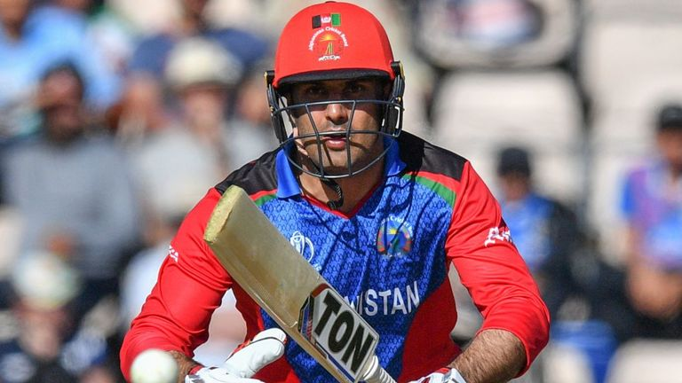 Mohammad Nabi's excellent half-century came in vain