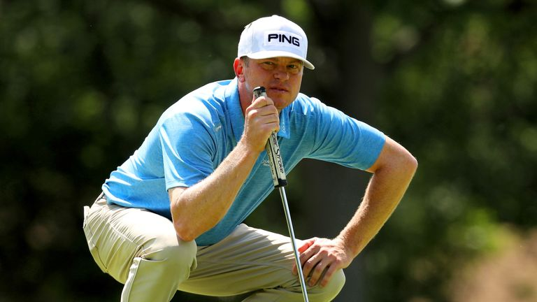 Lashley registered his maiden PGA Tour victory in Detroit