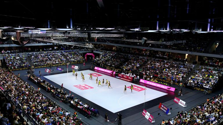 Vitality Netball Superleague continues to go from strength to strength