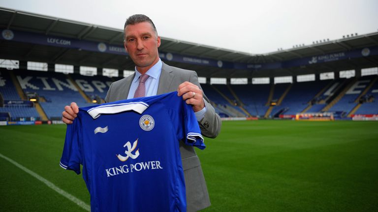 Pearson won two promotions before keeping Leicester in the top flight