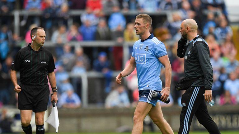 Mannion is one of Dublin's key forwards