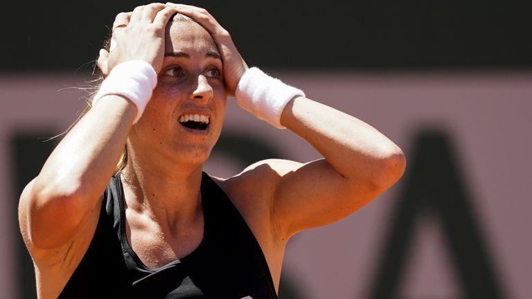 Croatia's Petra Martic will face Czech teenager Marketa Vondrousova next