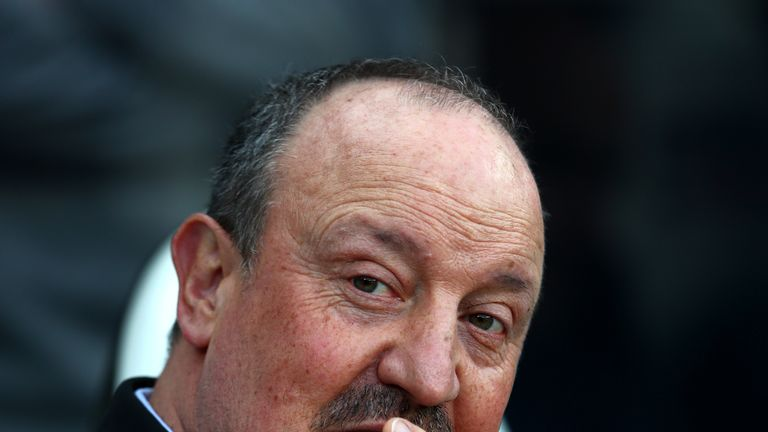 Rafael Benitez and Newcastle in its current guise 'wasn't the right fit,' believes Sky Sports News' north-east reporter, Keith Downie