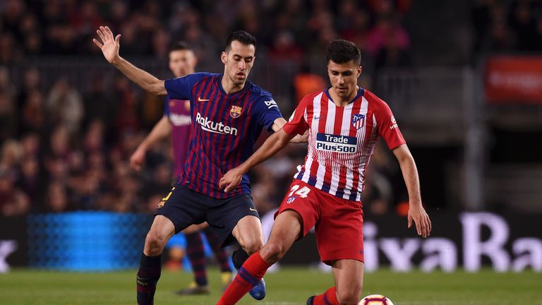 Rodri has been likened to three-time Champions League winner Sergio Busquets