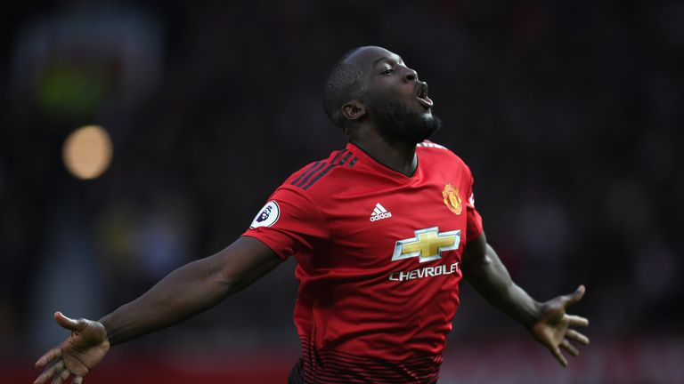 Romelu Lukaku originally joined Manchester United from Everton in 2017 for an initial fee of £75m