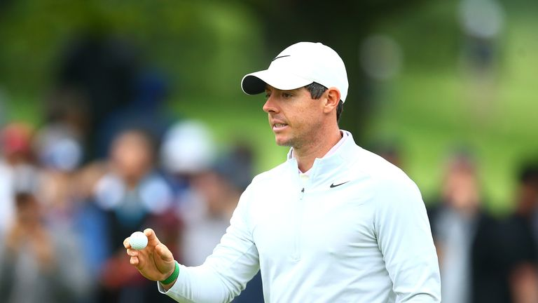 McIlroy is relishing the first Open in his homeland since 1951