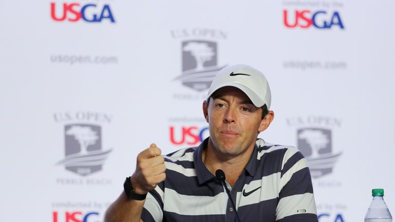 McIlroy is looking forward rather than dwelling on his win last week