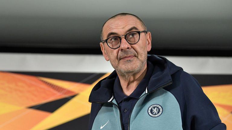 Maurizio Sarri leaves Chelsea after just one season at Stamford Bridge