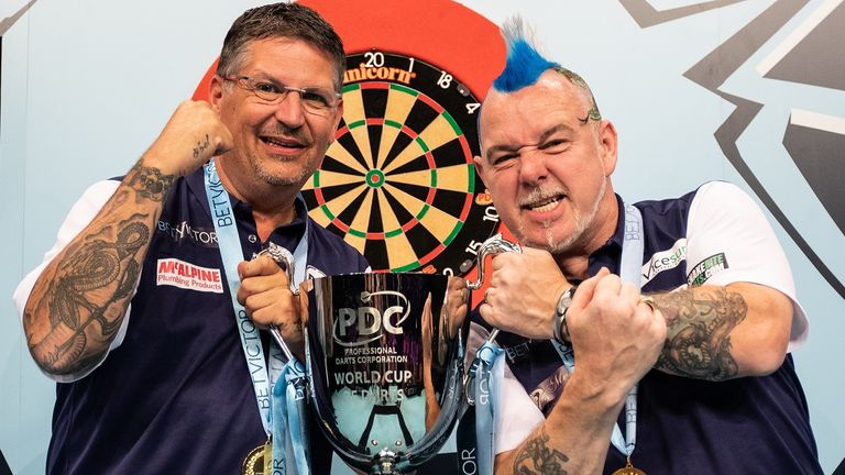 World Cup of Darts is now an important part of darts appeal and a tournament everyone wants to win
